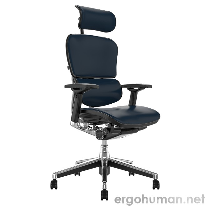 Ergohuman Leather Office Chair