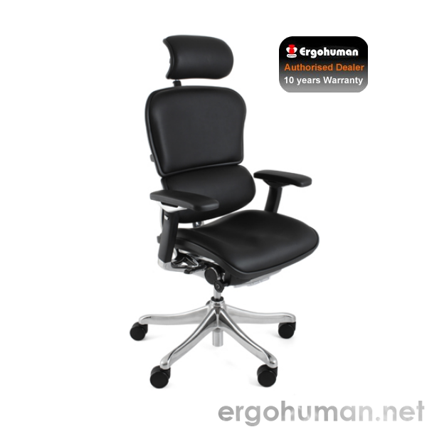 Ergohuman Plus Leather Office Chair