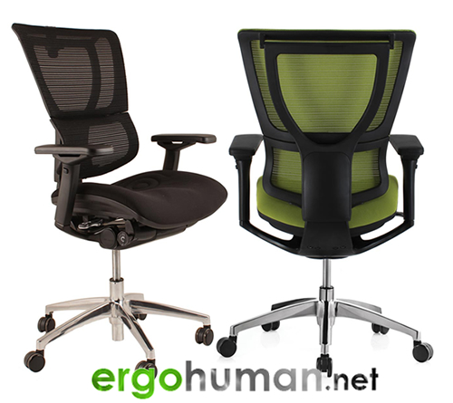 Mirus Mesh Office Chairs